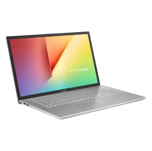"""PC Portable 17.3"""" Asus S712DA-AU024T - Full HD, AMD Ryzen 5 3500U, 8 Go RAM, 512 Go SSD Argent"""
