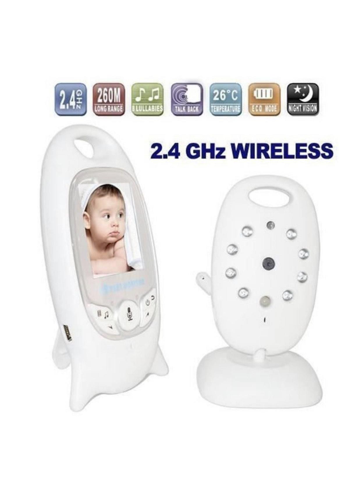 """Baby Phone vidéo vb601 - Sans fil, 2"""" (vendeur tiers)"""