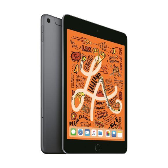 """Tablette 7.9"""" Apple iPad Mini 2019 - 256Go - Wifi - Gris sidéral (Vendeur Tiers)"""