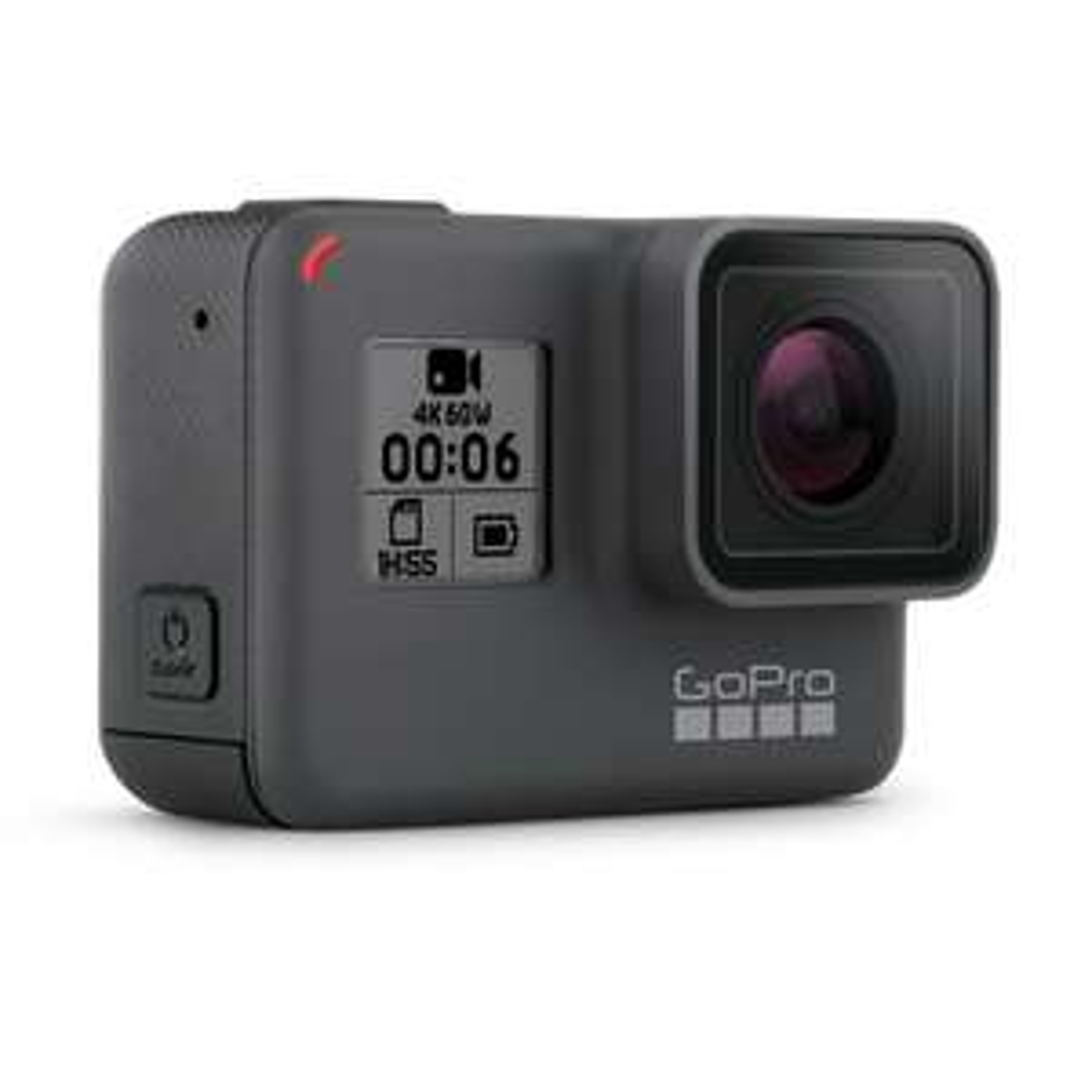 Caméra sportive GoPro Hero 6 Black (Reconditionné constructeur - Garantie 12 mois) - Vendeur GoPro