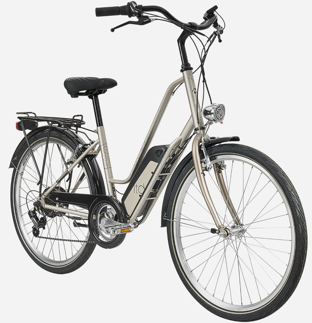 Vélo électrique E-City Ltd - Nakamura