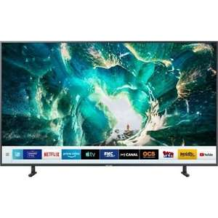 "TV 82"" Samsung UE82RU8005 - 4K UHD, HDR10+, Smart TV (Via ODR de 300€) - Champfleury (51)"
