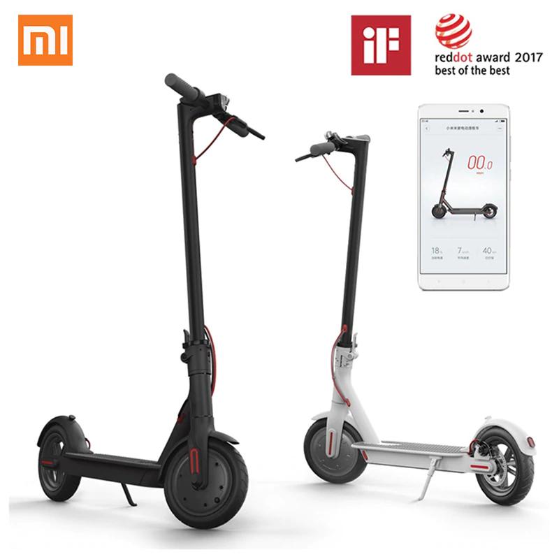 Trottinette électrique Xiaomi M365 (entrepot EU)
