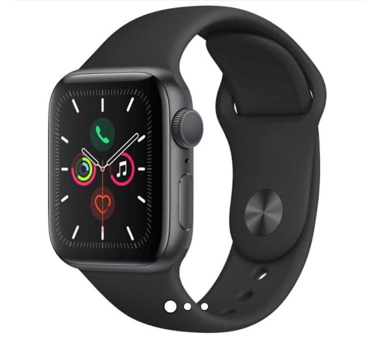 Montre Connectée Apple Watch Series 5 (375,75€ avec le code BF12100)
