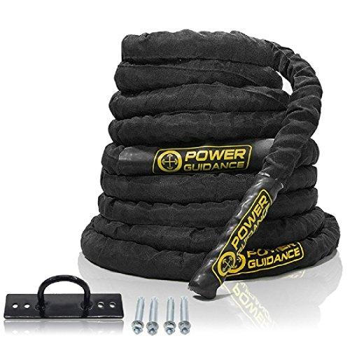 Corde d'entrainement Ondulatoire Power Guidance - 15m (Vendeur Tiers)