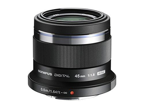 Objectif Olympus Zuiko Digital 45 mm f:1:8 (Via Coupon)