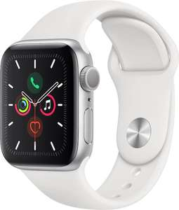 Montre connectée Apple Watch Series 5 GPS - 40mm (Frontaliers Suisse)