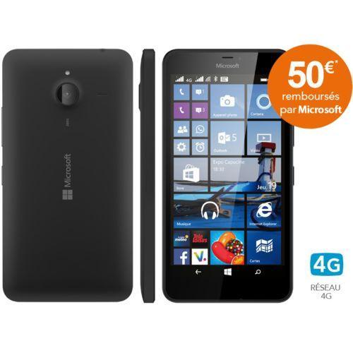 """Smartphone 5.7"""" Lumia  640 XL Dual Sim (via ODR 50€)"""