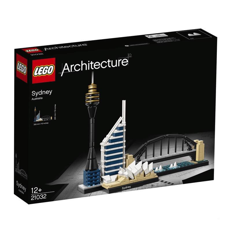 Jeu de construction Lego Architecture (21032) - Sydney