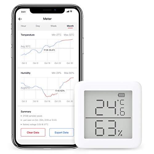 Thermomètre Hygromètre SwitchBot Meter (Via Coupon - Vendeur Tiers)