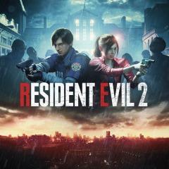 Résident evil 2 sur PS4 (Dématérialisé)