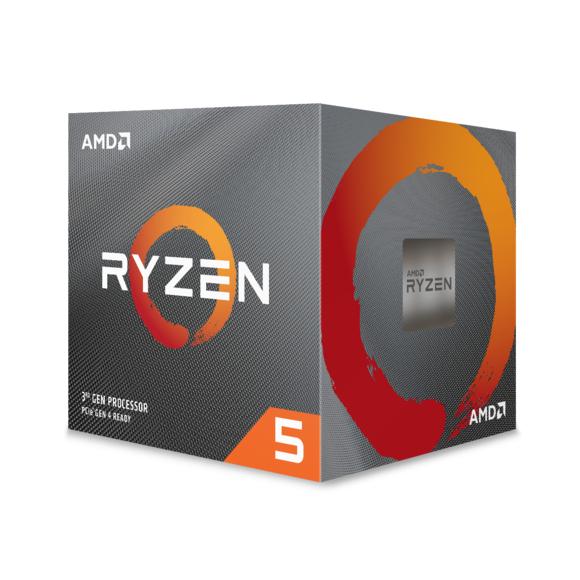 Processeur AMD Ryzen 5 3600 - 3.6 GHz