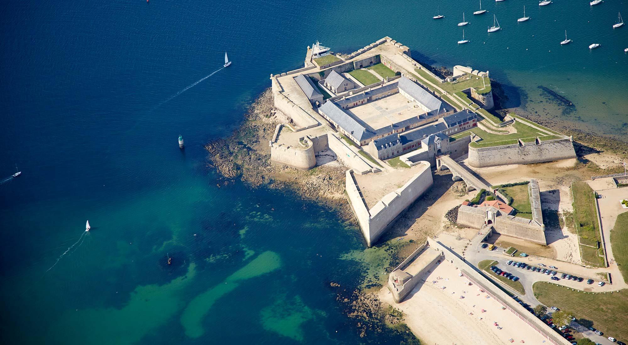Entrée Gratuite au Musée National de la Marine & à la Citadelle de Port-Louis (56)