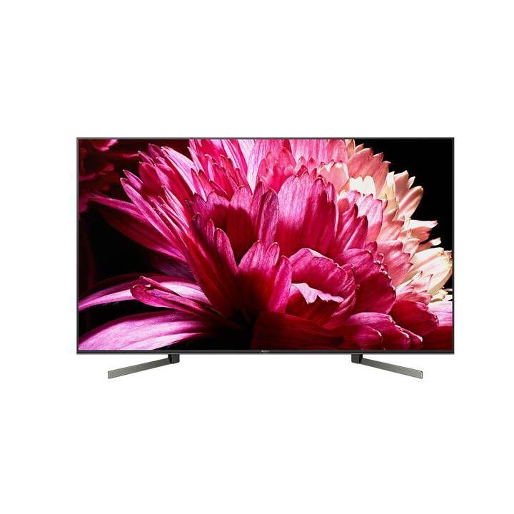 """TV 85"""" Sony KD-85XG9505 - 4K, Smart TV (Frontaliers Suisse)"""