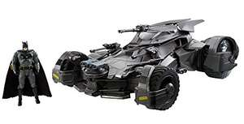 Jouet DC Batman Justice League Batmobile Télécommandée Ultimate