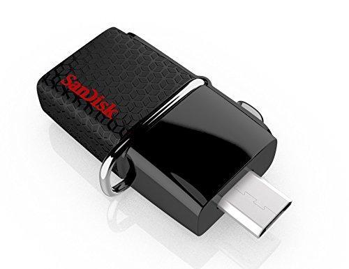 Clé USB 3.0 OTG SanDisk Ultra Dual - 64 Go