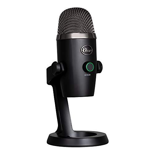 Microphone Blue Yeti Nano Professional USB à condensateur