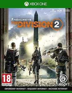 The Division 2 sur Xbox One