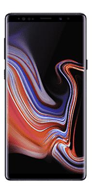 "Smartphone 6.4"" Samsung Galaxy note 9 + 1 mois d'abonnement (20Mo)"