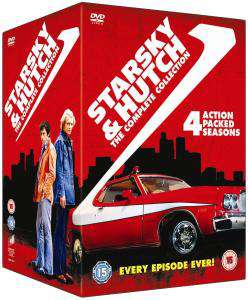 Starsky et Hutch : l'integrale - Coffret collector 20 DVD