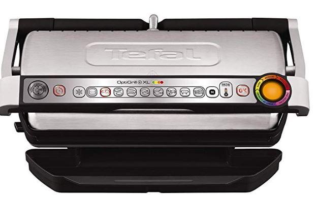 Grill électrique Tefal GC722D40 Optigrill Plus X-Large