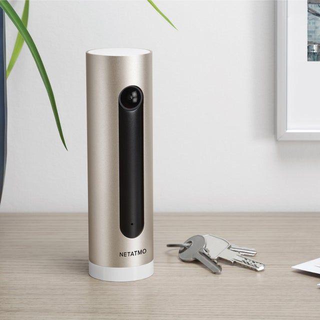 Caméra de surveillance Netatmo Welcome