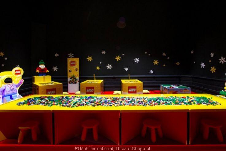 Visite gratuite de la Galerie des Gobelins avec Exposition de tapisseries historiques et d'Ateliers Lego gratuits - Paris (75)