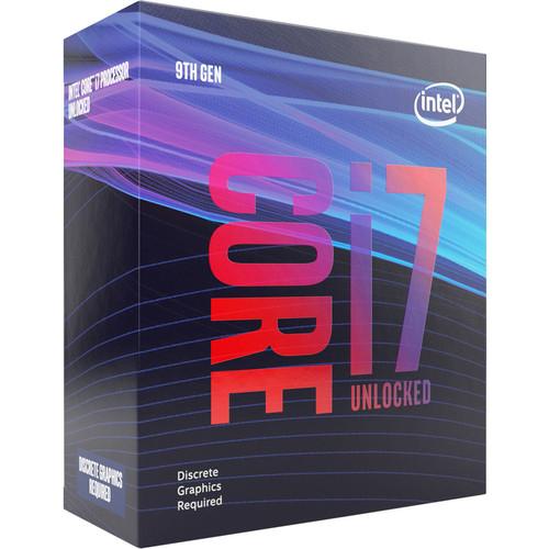 Processeur Intel i7-9700KF - 3.6/4.9 GHz (Occasion)