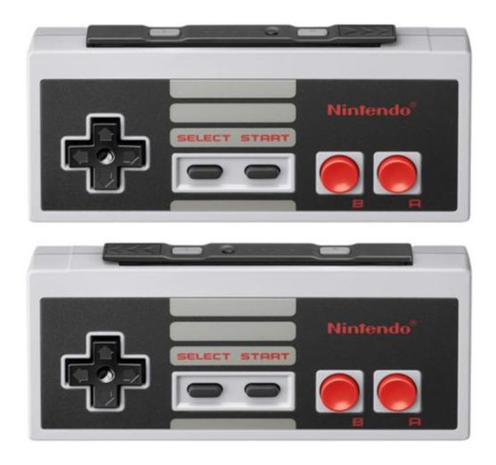 [Abonnés Switch Online] Manettes NES pour Nintendo Switch