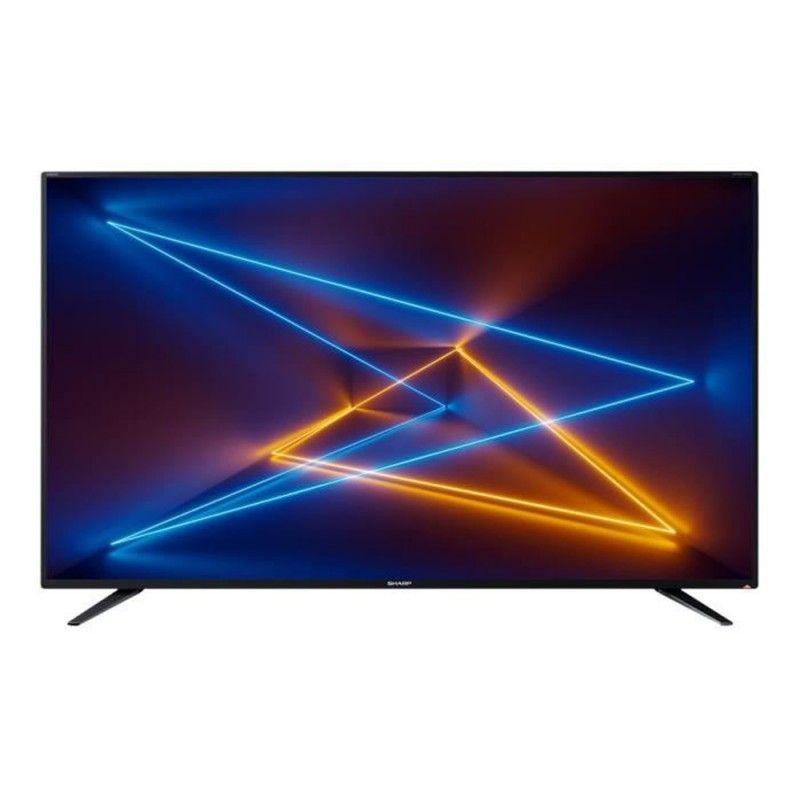 """TV 55"""" Sharp LC55UI7252E LED - UHD 4K, Son Harman Kardon, Smart TV"""