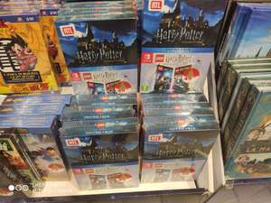 Coffret Harry Potter DVD + Jeux Lego Harry Potter Nintendo Switch - Antibes (06)
