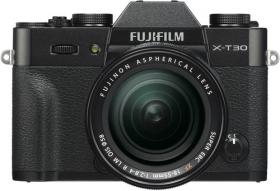 Appareil Photo Hybrique FujiFilm X-T30 + Objectif XF 18-55MM NOIR