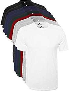 Lot de 10 T-Shirt Lower à col rond