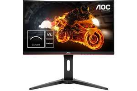 "Écran PC 24"" Gamer AOC C24G1 - Full HD, Dalle VA, 144 Hz, 1 ms, FreeSync"