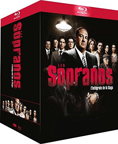 Coffret Blu-ray Les Soprano - L'intégrale de la série HBO