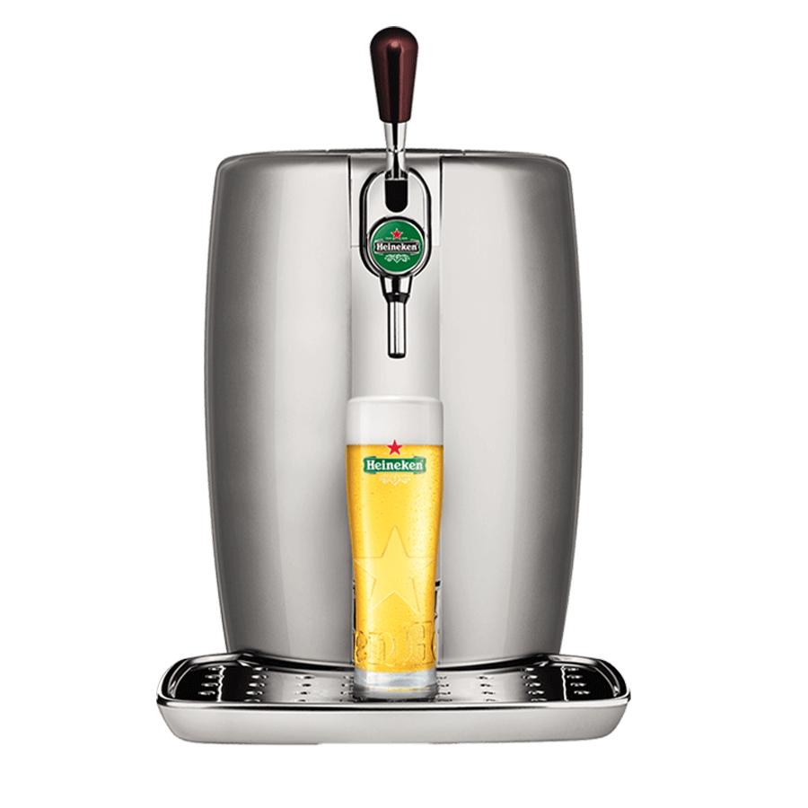 Tireuse a Bières Beertender Krups Silver - 5L