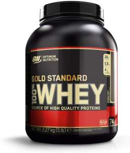 Pot de protéines Whey Gold Standard Optimum Nutrition