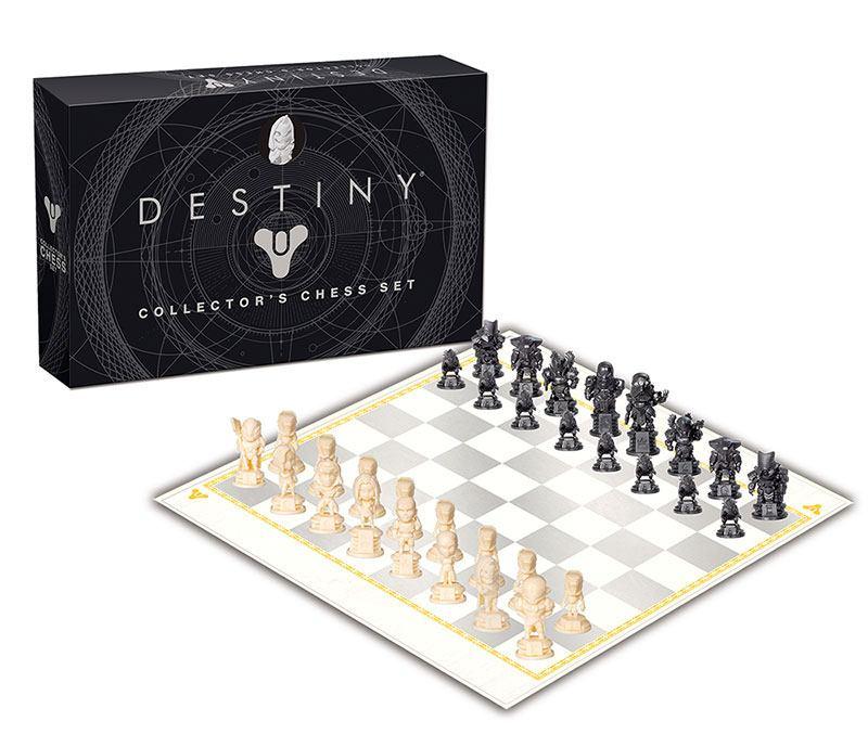 Jeu d'échecs officiel Destiny 1 & 2