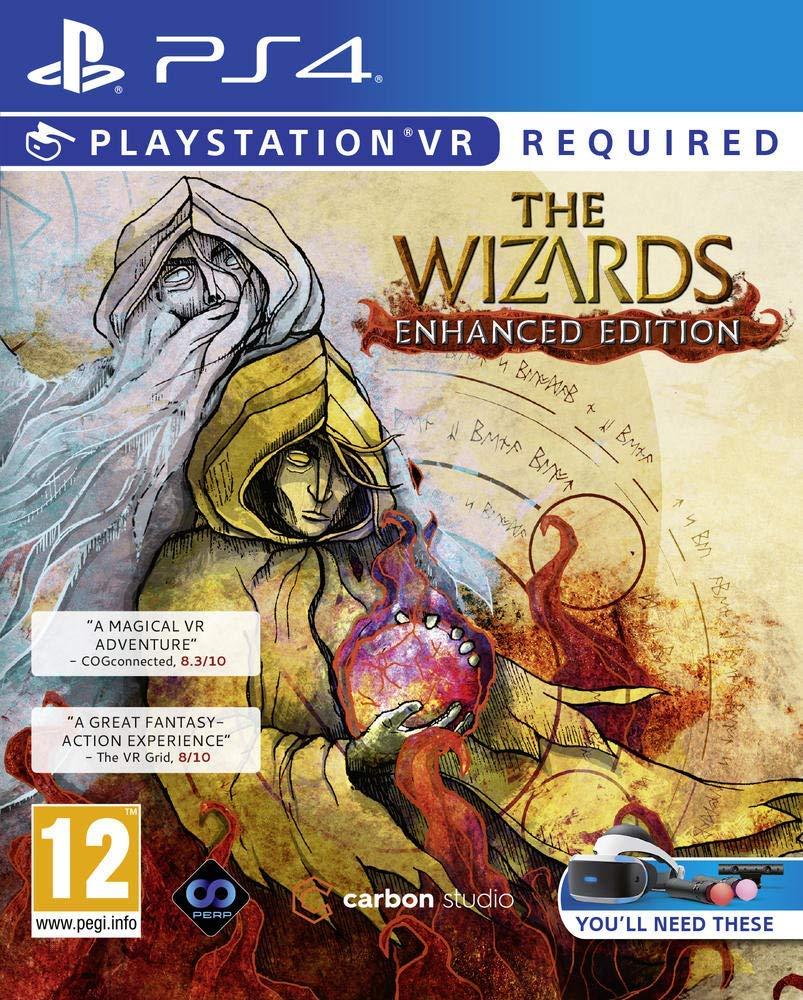 Jeu The Wizard Enhanced Edition sur PS4 (Ps VR)