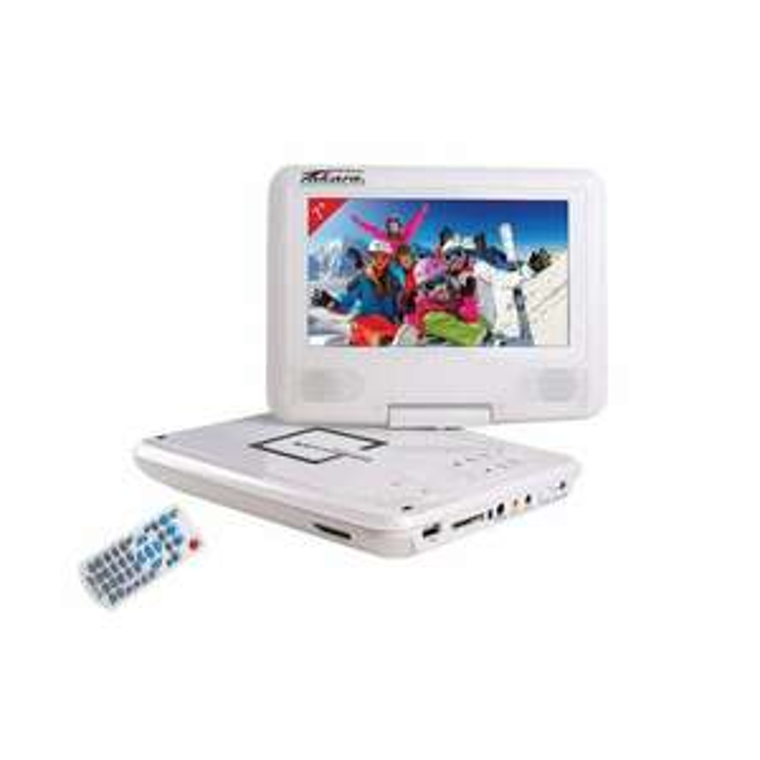 Lecteur DVD portable Takara (via ODR 20€)
