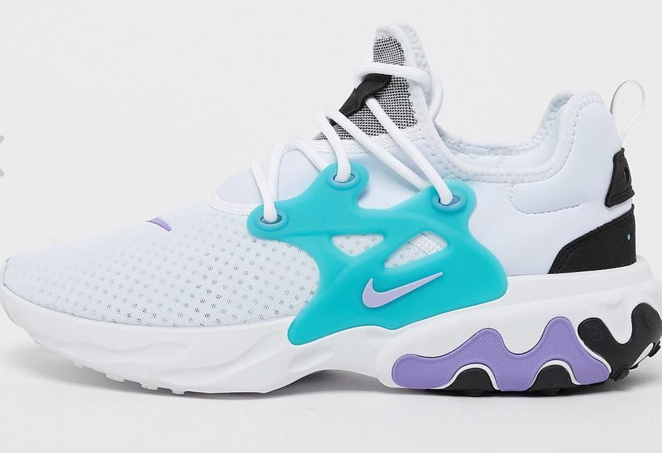 Nike React Presto (toutes tailles disponibles)