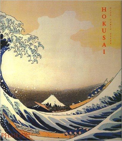Livre Hokusai de Gian-Carlo