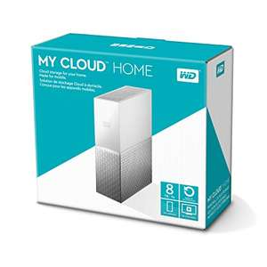 NAS WD My Cloud Home Cloud Personnel - 8To