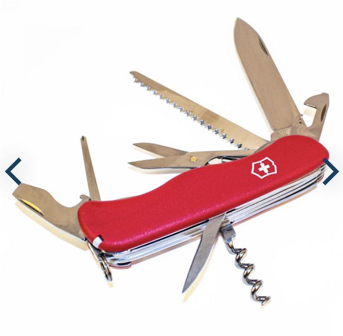 Couteau de poche Bosch Victorinox Outrider 08513