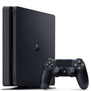 Console Sony PS4 Slim 500 Go - Noire