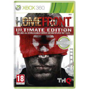 Homefront: Ultimate Edition sur Xbox 360 (7,37€ de frais de port)