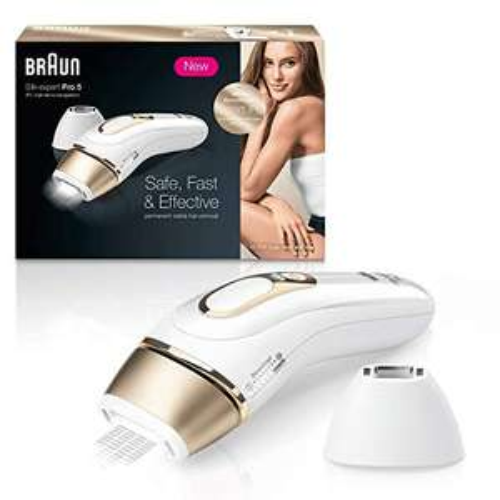 Épilateur Lumière Pulsée Braun Silk·Expert Pro 5 PL5137