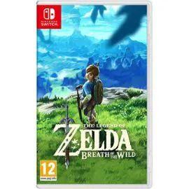 Zelda : Breath of the Wild sur Switch (43.99€ avec le code NOV19 + 5.10€ en SuperPoints)