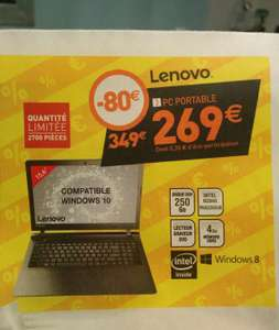 PC portable Lenovo IdeaPad 100-15