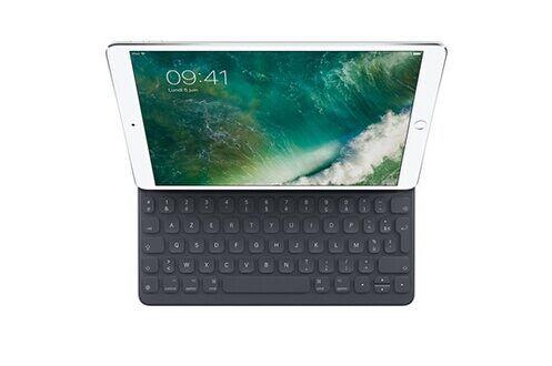 Clavier pour Tablette Apple Smart Keyboard - Pour iPad (7egénération 2019) et iPadAir 2019 (3egénération)